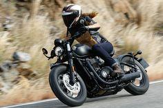 Triumph Bobber 2017, Black Press, Motorcycle, Vehicles, Girl Motorcycle, Daughters, Motorcycles, Car, Motorbikes