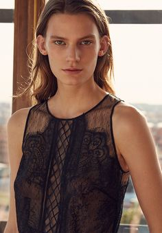 EDITORIAL - Fleurs Lingerie Edit - Spring Summer 2017 trends in women fashion at Oysho online. Find lingerie, pyjamas, slippers, nighties, gowns, fluffy, maternity, sportswear, shoes, accessories, body shapers, beachwear and swimsuits & bikinis.