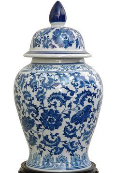Lorinda Porcelain Jar