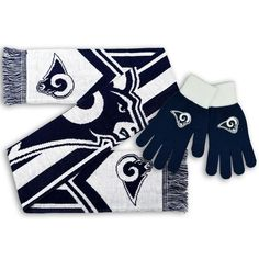 #Valentines #AdoreWe #Fanatics.com - #Forever Collectibles Los Angeles Rams Knit Gloves and Scarf Set - AdoreWe.com