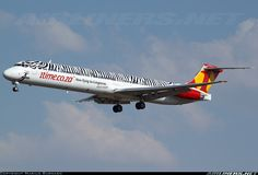 McDonnell Douglas MD-83 (DC-9-83) - 1Time | Aviation Photo #2011566 | Airliners.net