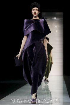 Emporio Armani Ready To Wear Fall Winter 2013 Milan