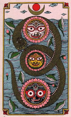 Simple steps to Kundalini awakening. Kundalini is our motherly energy that needs to be awakened when we get our self realization or self actualization. Madhubani Art, Madhubani Painting, Art Visionnaire, Hindu Art, Tantra, Gods And Goddesses, Religious Art, Tribal Art, Indian Art