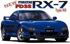 Fujimi 1/24 Scale Mazda FD3S RX-7 Type RS  | eBay