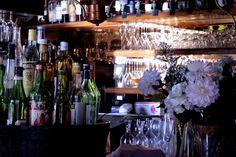 A bar in le Marais, Paris. Photo by Emilie Dayan Hill.  www.emiliedayan.com