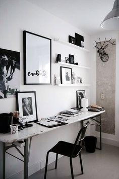 Pin by Niki Blaker on Dream Office Spaces | Pinterest