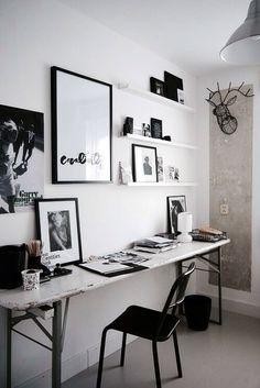 Pin by Niki Blaker on Dream Office Spaces | Pinterest