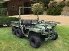 John Deere ARMY Military M-Gator Diesel atv utv hunting jeep hummer Military Vehicles For Sale, Sale 2015, Hummer H1, Thing 1, Jeep 4x4, Diesel Engine, Atv, Monster Trucks, Hunting