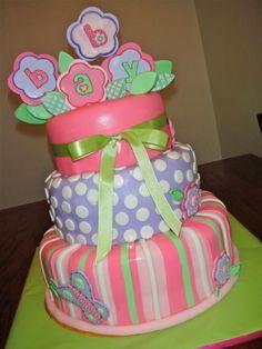 29 Baby Shower Cake Ideas - BabyGaga Buzz