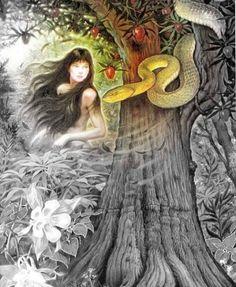 O significado da árvore da vida e a presença de Deus