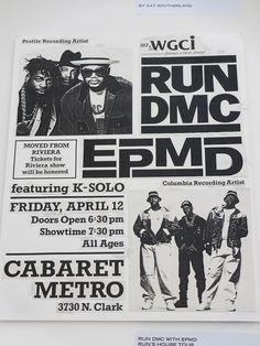 RUN DMC & EPMD
