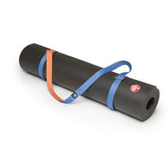 Manduka Go Move mat sling is designed for mats of any size.