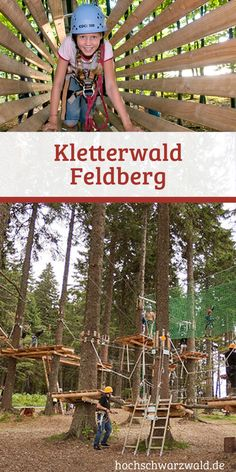 Feldberg climbing forest: prices and opening times - On the trees and let's go! Climbing with the whole family in the climbing forest on the Feldberg, experience the Black Forest from above. Invisible Stitch, Local Thrift Stores, Painted Jeans, White Acrylic Paint, Clothing Hacks, Survival Skills, Camping Survival, Black Forest, Rock Climbing