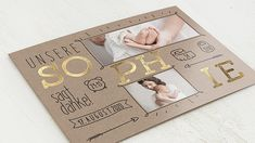 Baby Collage, Frame, Baby Diary, Thanks Card, Picture Frame, Frames, Nursery Collage