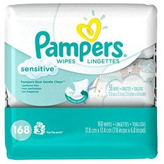 Pampers Wipes 3X, 168 Count (Old Version) - Best Online Shopping Deals Today in USA