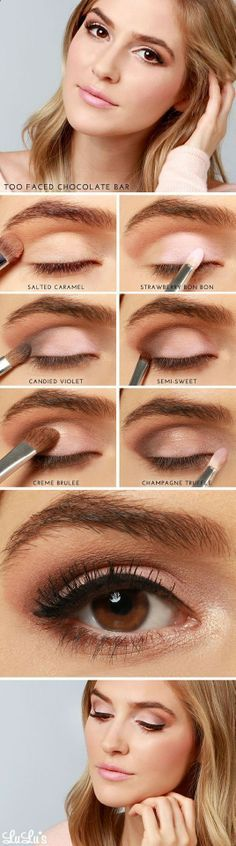 Neutral smokey eye! Do this every day! Love!