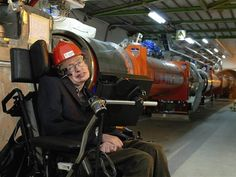 Stephen Hawking Fears Higgs Boson Doomsday, and He's Not Alone