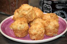 BRIOSE CU CASCAVAL - Flaveur Muffin, Breakfast, Recipes, Food, Morning Coffee, Essen, Muffins, Meals, Eten