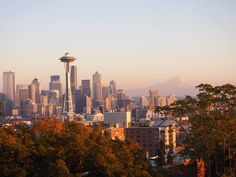Go to Seattle while you're on exchange in the US!