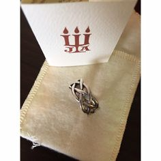 James Avery Woven Trinity Band used, good condition James Avery Jewelry Rings