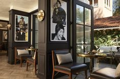 Bar Alcove at the Hotel Bel Air, Dorchester Collection