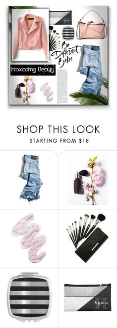 """Leather Skin 5"" by emiiillly on Polyvore featuring R13, Lime Crime and FOCO"