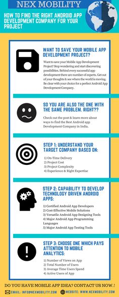 How to find the right Android app development company for your project