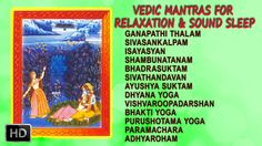 Vedic Mantras for Relaxation And Sound Sleep - Dr. Bhakti Song, Vedic Mantras, Music Channel, Classical Music, Get Over It, Music Songs, Prayers, Stress, Therapy