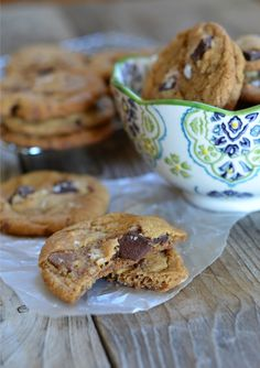 ... to try | Pinterest | Chocolate Chunk Cookies, Joanne Chang and Cookies