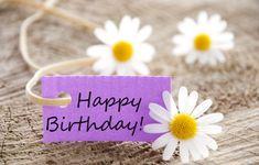 Happy birthday flowers pictures