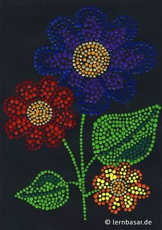 Soon it will be summer - Art Education ideas Spring Art, Summer Art, Spring Crafts, Drawing For Kids, Art For Kids, Wax Crayon Art, 5th Grade Art, Dot Art Painting, Aboriginal Art
