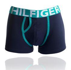 Tommy Hilfiger – Sullivan Trunk – Blauw Boxershorts L