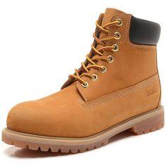 "Jacata Men's 6"" Wedge Waterproof Work Boot ($70) via Polyvore"