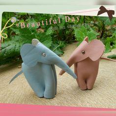 #leather #elephant #couple #inlove #handmadeinaustralia by #evileathercraft