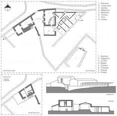 Alcino Cardoso House - Disegni dwg