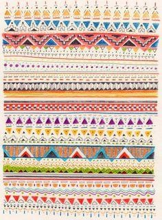 beautiful navajo pattern
