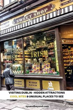 Cool things to do in Dublin. There is so much to do in Dublin and these 21 cool sights, and unusual things to do in Dublin will keep you off the beaten path Dublin Travel, Ireland Travel, Paris Travel, Traveling To Ireland, Dublin Ireland, Cork Ireland, Dublin Bay, England Ireland, Visit Dublin
