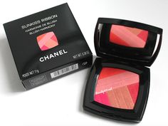 CHANEL Sunkiss Ribbon Blush (review)- from the Spring 2016 Collection
