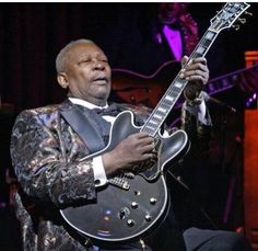 BB King & Lucille RIP 5/14/2015