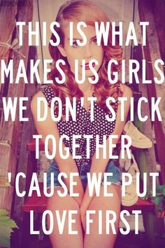 ❤ this is what makes us girlsss