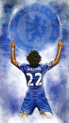 Chelsea Team, Chelsea Football, Football Art, Football Players, College Football, Chelsea Wallpapers, Fc 1, European Soccer, Sports