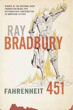 Fahrenheit 451 Author:Ray Bradbury Artist:Joseph Mugnaini