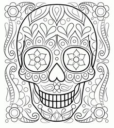 Adult Coloring Pages Treat Yo Self Free Adult Coloring Pages Cuddles Chaos. Adult Coloring Pages Paisley Hearts And Flowers Anti Stress Coloring Desig. Coloring Pages For Grown Ups, Easy Coloring Pages, Halloween Coloring Pages, Printable Adult Coloring Pages, Coloring Pages To Print, Coloring Books, Coloring Sheets, Printable Art, Free Printables