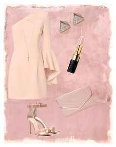 """""""Untitled #1"""" by kaysdesign ❤ liked on Polyvore featuring Rothko, Exclusive for Intermix, Gianvito Rossi, FOSSIL, Cole Haan, Bobbi Brown Cosmetics and Sasha"""