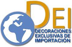 Distinción Internacional en Regalos Mesa Candy Bar, Logos, Christmas Stage Design, Christmas Tabletop, Birth, Presents, A Logo
