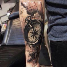 killer nautical compass