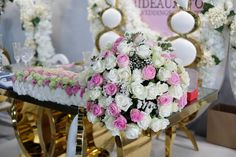 JHB September 2018 gallery - The Wedding Expo Carnival, Floral Wreath, September, Wreaths, Crown, City, Gallery, Wedding, Decor