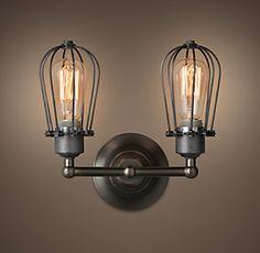 All Bath Lighting | Restoration Hardware $199.00
