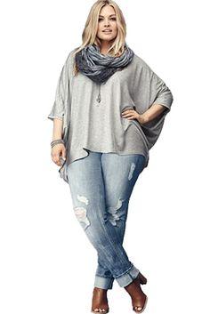 Размеры женских джинсов. Как правильно выбрать свой размер.