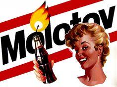 Quem inventou o coquetel molotov?